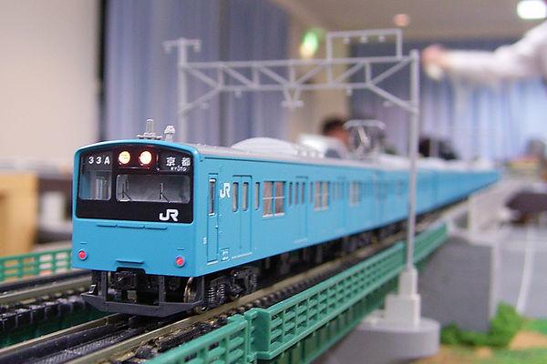 201系ベンチレータ撤去車(京阪神緩行線)