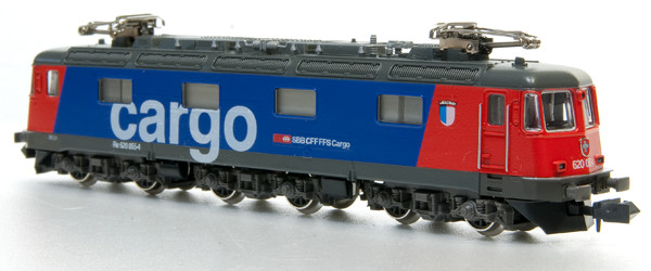 SBB Cargo Re620(Spur N)